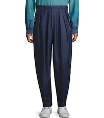 the raindrop trousers