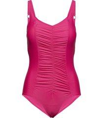 swimsuit valentina baddräkt badkläder rosa wiki