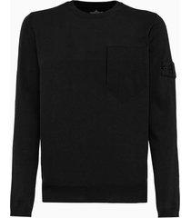 stone island shadow project stone island katch pocket sweater 7419506a4