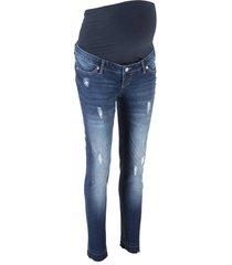 jeans prémaman skinny (blu) - bpc bonprix collection