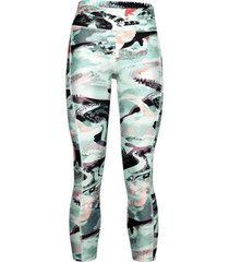 legging under armour heatgear ankle crop print tight women