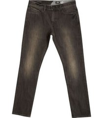 skinny jeans volcom solver tapered