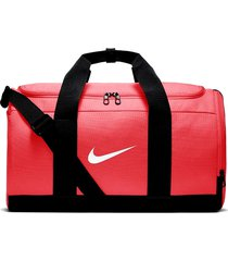 maletin nike women's training-coral