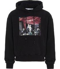 off-white caravaggio hoodie