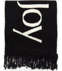 more joy women's more joy scarf - black