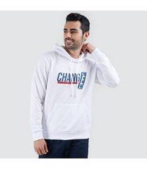 buzo hoodie change