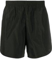 balenciaga knee-length swim shorts