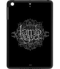 lamd of god modern rock metal band logo case for ipad mini 2nd generation