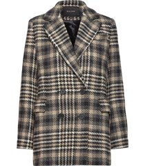 albany blazer jacket wollen jack jack bruin raiine