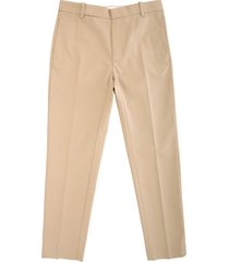 wood wood tristan trousers - light khaki 119115002-5068