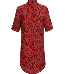 camicia lunga (rosso) - bodyflirt