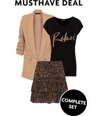 musthave deal complete set rebel blazer