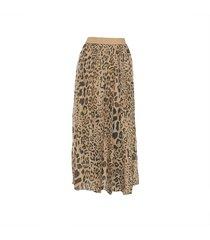 tiffany tiffany silkeskjol leopard, 16220