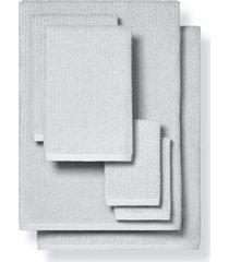 boll & branch 6-piece organic cotton towel set, size bath towel - grey
