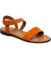 sandals 8714 shoes summer shoes flat sandals orange billi bi