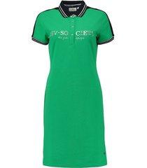 jurk leonie groen