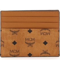 mcm visetos card holder