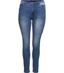 jrzerotanja sl mb jeans - k noos slimmade jeans blå junarose