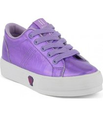zapatilla high fucsia north star