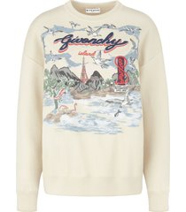 ivory island sweatshirt