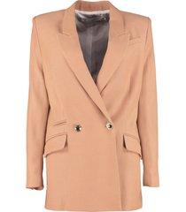 iro adelie double breasted blazer