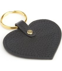 royce new york heart shaped key chain