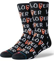 medias largas para hombre lover loser stance