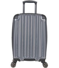 "kenneth cole reaction wave rush 20"" hardside carry-on spinner"