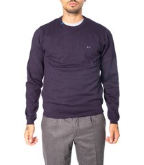 sun68 cotton and wool sweater