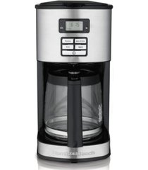 hamilton beach 12 cup digital coffee maker