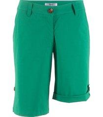 bermuda (verde) - bpc bonprix collection