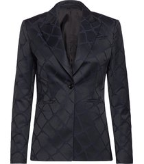 arrow blazer colbert blauw tiger of sweden