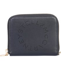 small wallet with logo