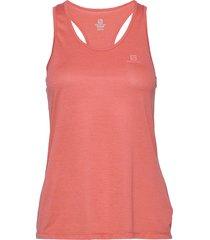 agile tank w t-shirts & tops sleeveless rosa salomon