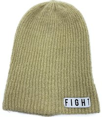 gorro beige fight for your right massacre