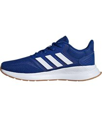 zapatilla azul adidas runfalcon niáâos 1 20917