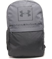 morral  gris under armour
