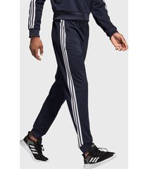 pantalón de buzo adidas performance e 3s t pnt tric azul - calce regular