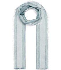 'americano' stripe scarf