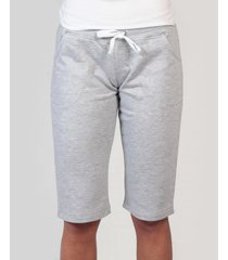 pantalón gris clon caprirus