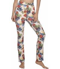 pantalon primia tropico multicolor