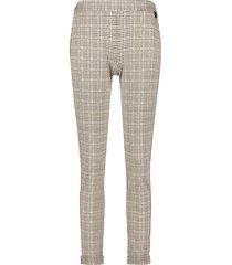 blouse fam pantalon jacquard