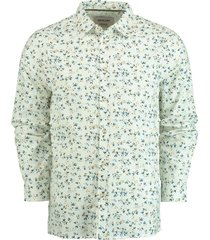anerkjendt overhemd bloemprint 9220002/9503