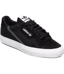 continental vulc låga sneakers svart adidas originals