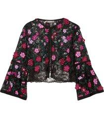 lela rose suit jackets