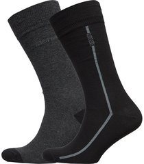 2p rs logo stripe cc underwear socks regular socks svart boss