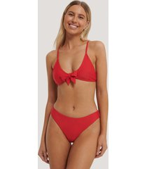 na-kd swimwear bikiniunderdel - red