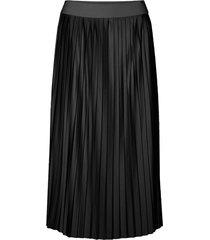 kjol vmlexi h/w pleat calf skirt