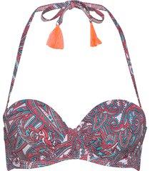 beach tops with wire bikinitop rosa esprit bodywear women