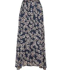 zilmaiw hilma skirt knälång kjol blå inwear